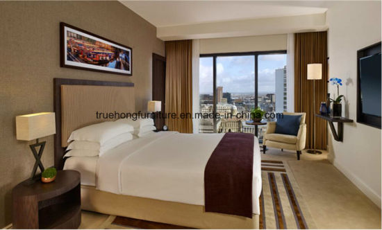 Customized Hotel Project Bedroom Set Modern Deisgn Hotel Furniture High Quality Aparment Project Furniture Factory