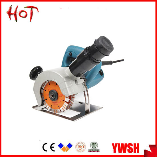 32mm Depth 50mm Width Water and Electricity Installation Wall Grooving Cutting Machine