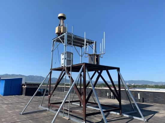 Counter Uav System Performs Day and Night, in All Weather Conditions
