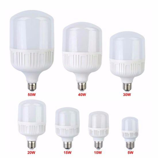 Super Bright T Shape 20W 30W 40W 50W High Power LED Bulbs