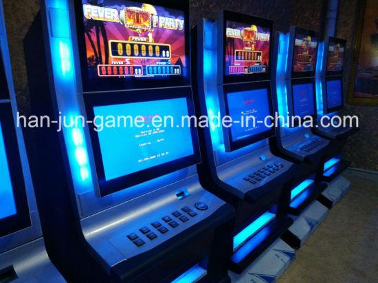 Black Knight 20 Line Gambling Casino Game Machine Arcade Game Machine