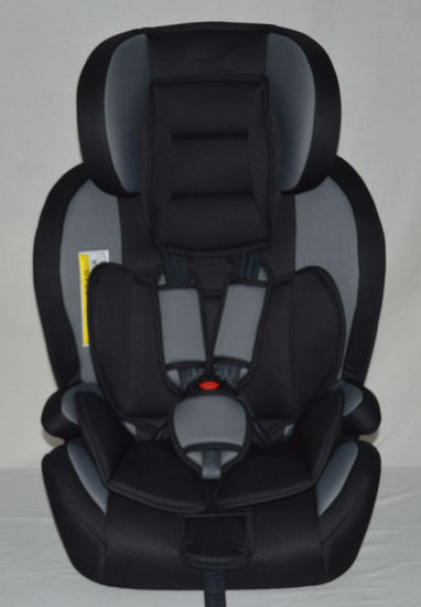 Baby Car Seat Baby Care Product Group 1+2+3, Weight 9-36kg Baby Carriage pictures & photos