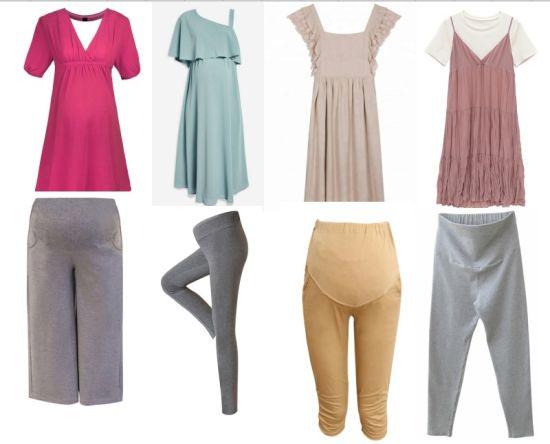 Women Pregnancy Maternity Clothes Cloting Cotton Leggings