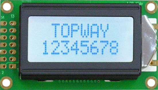 8X2 Character LCD Display LCD Module pictures & photos