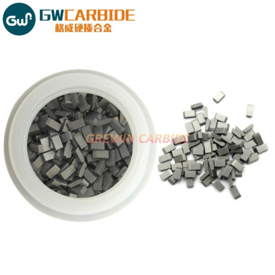 Solid Tungsten Carbide Saw Tips