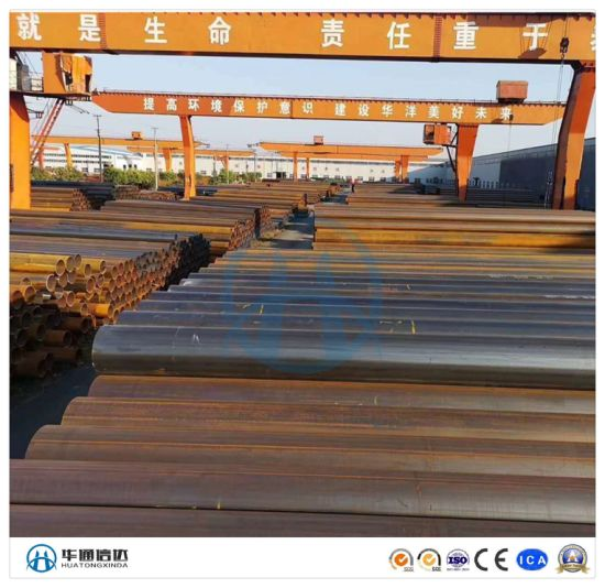 Black Carbon Steel Seamless Pipe and Tube