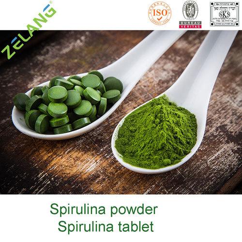 Natural Food Grade Spirulina Powder