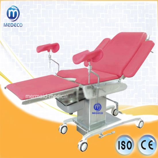Hot Sale! Hospital Instrument About Gynecological Table Type of Ecok006 pictures & photos