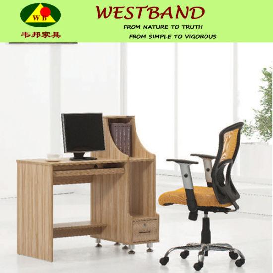 [Hot Item] Modern Design Wooden Computer Desk/Computer Table/Office Desk  (WB-OD26)