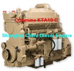 Contruction Engine Cummins (KTA19 C)