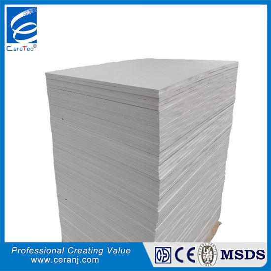 Cement Kiln Ceramic Fiber Fireproof Ceiling Board