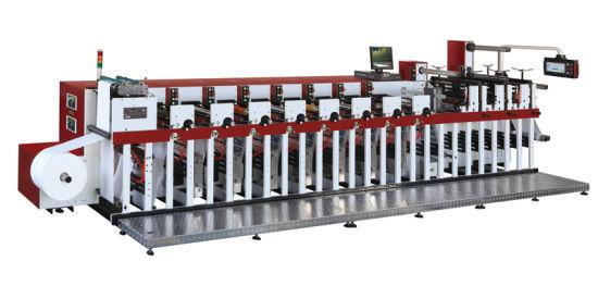 Multi-Function Modlular Flexo Press(ZTF-330)