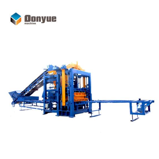 Qt4-15 Concrete Cement Block Packaging Machine for Sale