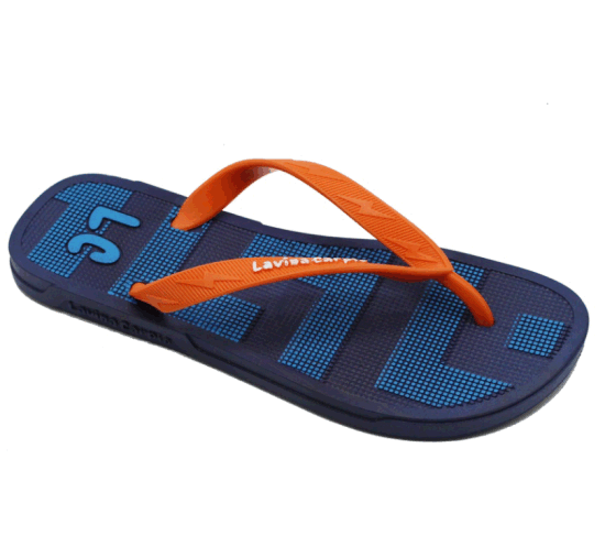 c4a48408c63a China Pvc Outdoor Debossed Slipper Spring Summer Men Flip Flop