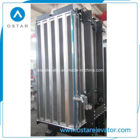 China 1: 1, 2: 1 Elevator Car Frame for Passenger Lifts (OS44 ...