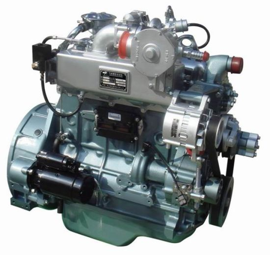 High Quality Truck Parts Yc4g Engine pictures & photos