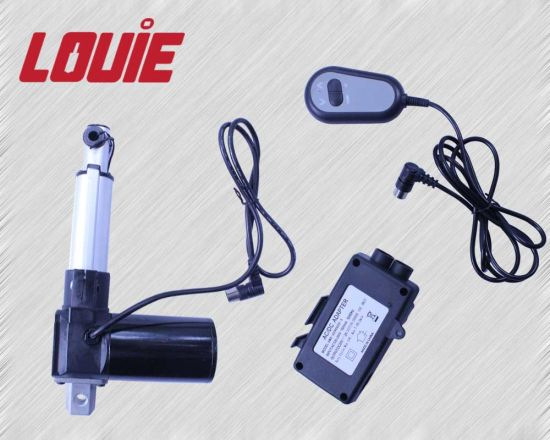 China 24V Electric Linear Actuator with Control Box and