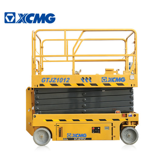 XCMG Aerial Work Platform 10m Scissor Lift Table for Sale