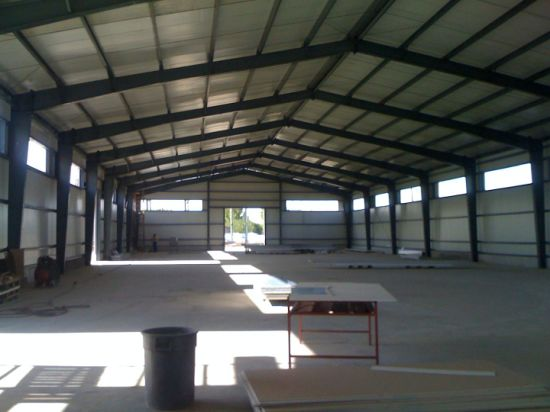 China Manufacturer Steel Structure Warehouse (SSW-578)