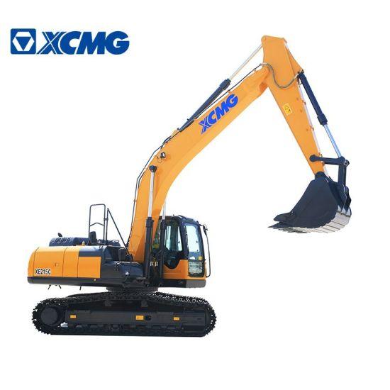 XCMG Xe215c RC Construction Excavator Crawler Excavator Price