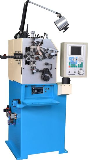 CNC Spring Coiling Machine with High Production Rate