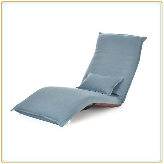 Folding Legless Lazy Sofa Meditation Chair Japanese Style Floor Chair