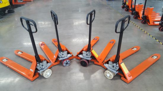 Df Hand Pallet Truck pictures & photos