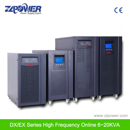 Online UPS Double Conversion 6kVA, 10kVA, 15kVA, 20kVA UPS pictures & photos
