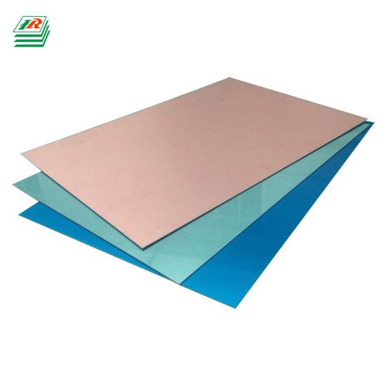 UL/SGS/Rosh Certification Aluminum Substrate Copper Clad Laminate