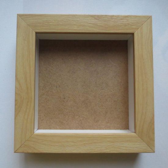 China Wholesale 4*6/5*7/ 8*10/11*14 Wood Glass Shadow Box 3D Box ...