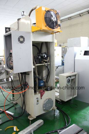 Full Automatic Hydraulic Press Punching Machine pictures & photos