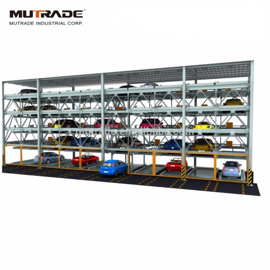 Automated Parking Lot Car Parking Puzzle System Price