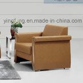 New Style Office Furniture PU Leather Office Sofa (SF-6075) pictures & photos