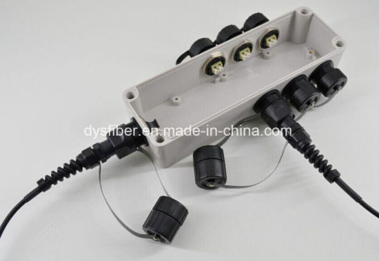Ftta Odva MPO Fiber Connector Cable pictures & photos