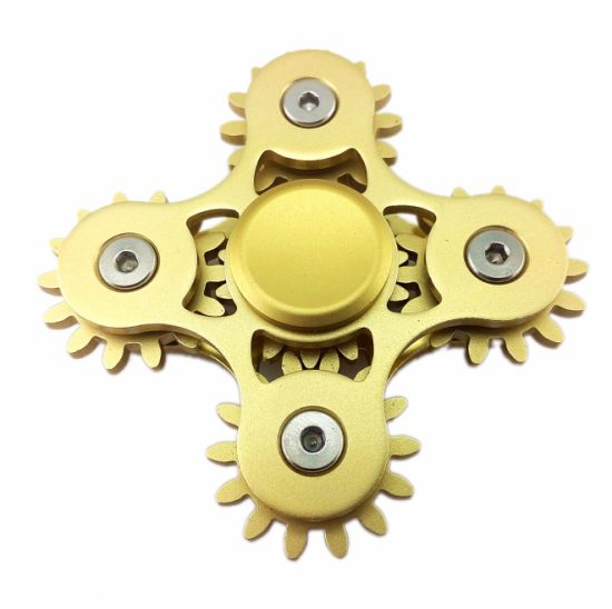 2017 Hot Sales Metal Finger Toy Spinner pictures & photos