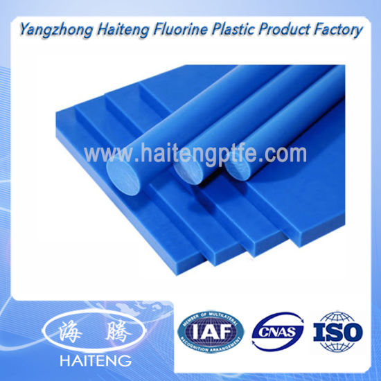 Blue Polyamide Nylon Rod for Plastic Bearings pictures & photos