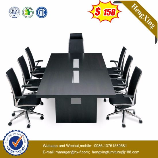 elegant office conference room design wooden glass elegant design melamine office meeting desk wooden furniture conference table hxmt3937 china