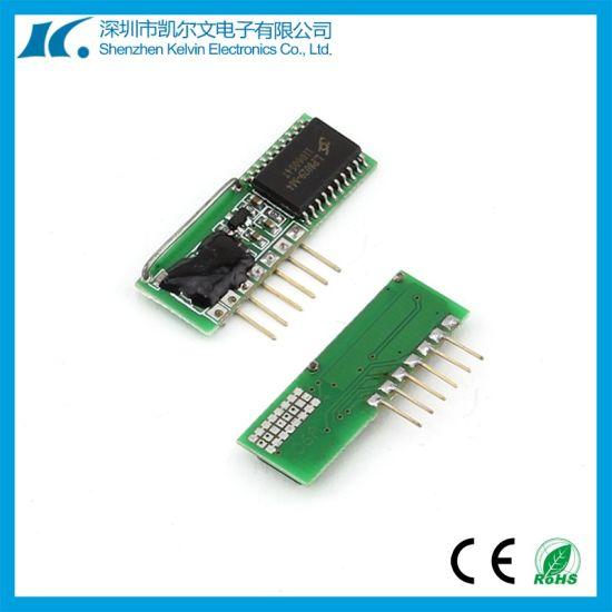 Sc2262 Momentary Super-Regenerative RF Receiver