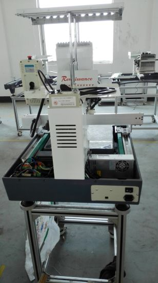 New Single Head Embroidery Machine Prices with 9 Colors