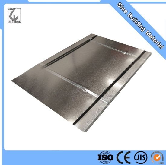 Dx51 Hot Dipped Zinc Coated Gi Galvanized Steel Sheet