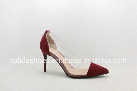 Newst Fashion Stiletto High Heels Women Shoes pictures & photos