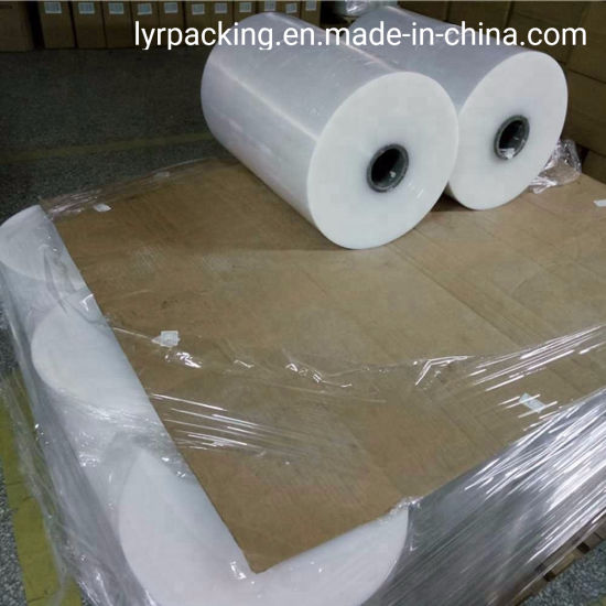 Streth Wrap Used in Shring Wareping Process