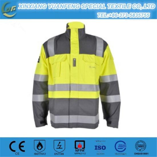Fire Resistant Aramid Flight Suits / Aramid Flyer's Suits / Aramid Pilot Coveralls