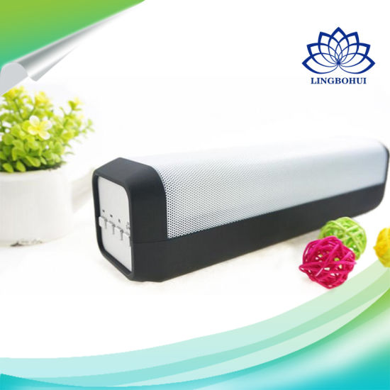 1200mAh LED Light Wireless Portable Professional Mini Speaker pictures & photos