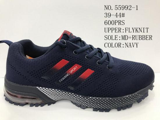 Big Factory Product Flyknit Upper Men Outdoor Sport Shoes