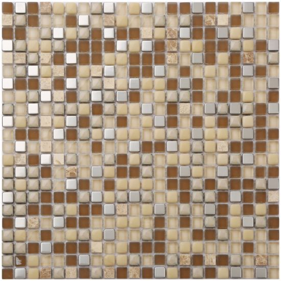 High Quality of Crystal Mosaic Tile with ISO9001 (TB1212) pictures & photos