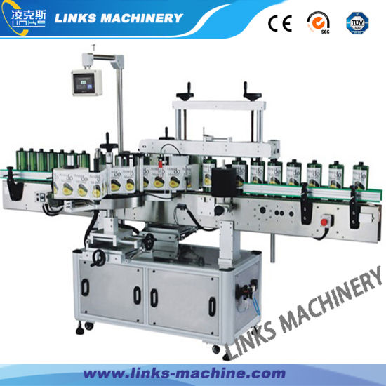 Hot Selling Automatic Self Adhesive Sticker Labeling Machine pictures & photos