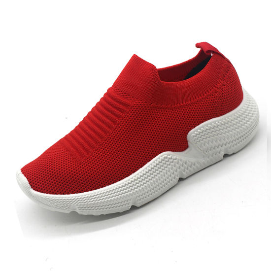 Hot-Selling Injection Sport Shoes Athletic Shoes for Children pictures & photos