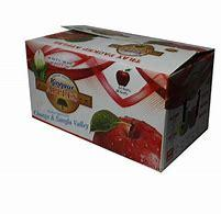 Plastic Corrugated Grapes Cardboard /Corflute Freezer Boxes