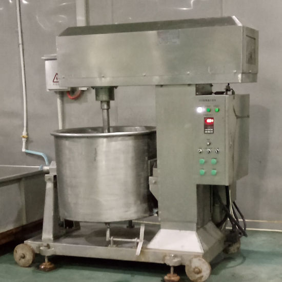 Fully Automatic Meat Vegetable Beater Machine Beef Meatball Beater